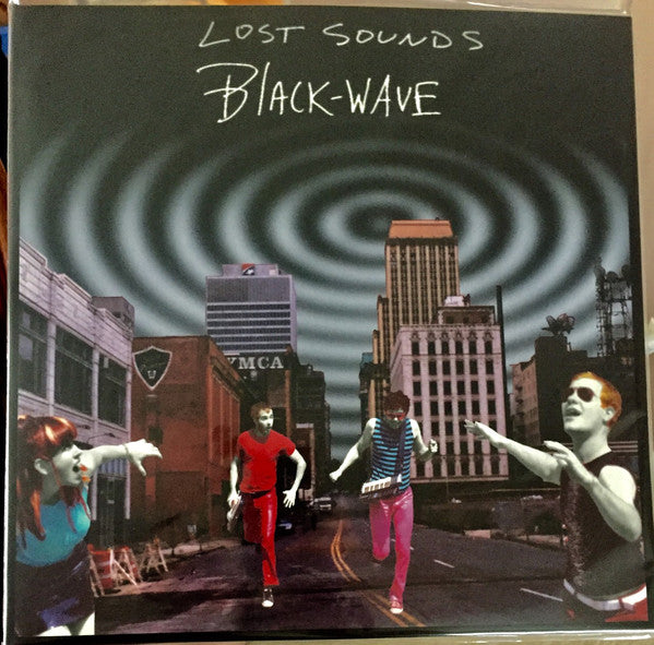 Lost Sounds ‎– Black Wave