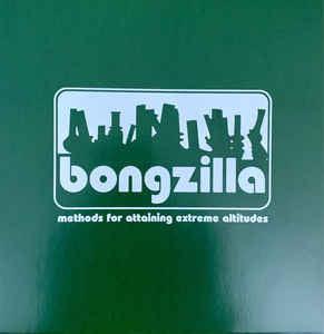 Bongzilla ‎– Methods For Attaining Extreme Altitudes (COLOR VINYL)
