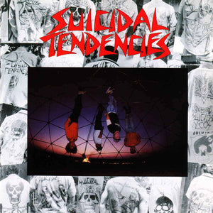 Suicidal Tendencies ‎– Suicidal Tendencies (COLOR VINYL)