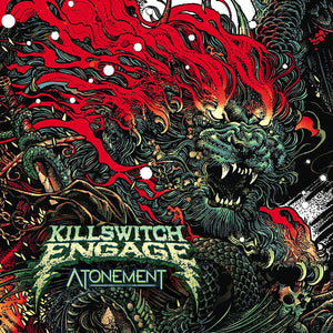 Killswitch Engage ‎– Atonement (color vinyl)