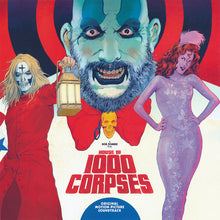 Load image into Gallery viewer, House Of 1000 Corpses (Original Motion Picture Soundtrack) (COLOR VINYL)