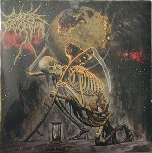 Cattle Decapitation ‎– Death Atlas (Color)