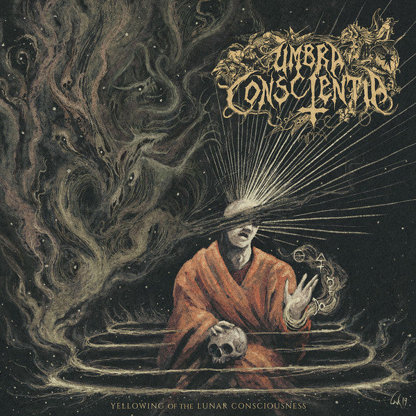 Umbra Conscientia ‎– Yellowing Of The Lunar Consciousness