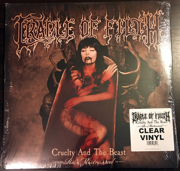 Cradle Of Filth ‎– Cruelty And The Beast (Re-Mistressed)