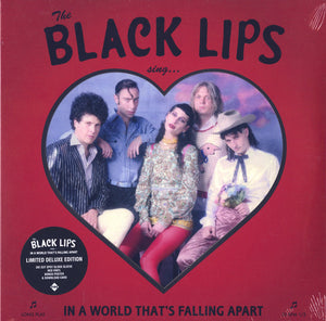 The Black Lips ‎– In A World That's Falling Apart (COLOR VINYL DLX)