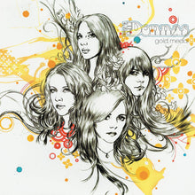 Load image into Gallery viewer, The Donnas ‎– Gold Medal (COLOR VINYL)