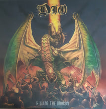 Load image into Gallery viewer, Dio ‎– Killing The Dragon