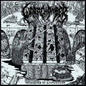 Warp Chamber ‎– Implements Of Excruciation CD