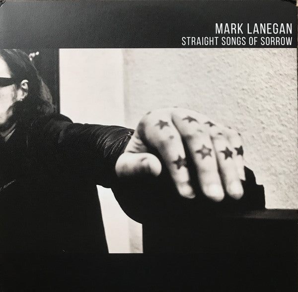 Mark Lanegan ‎– Straight Songs Of Sorrow (COLOR VINYL)