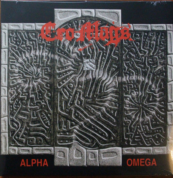 Cro-Mags ‎– Alpha Omega (COLOR VINYL)