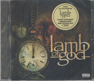 Lamb Of God ‎– Lamb Of God CD