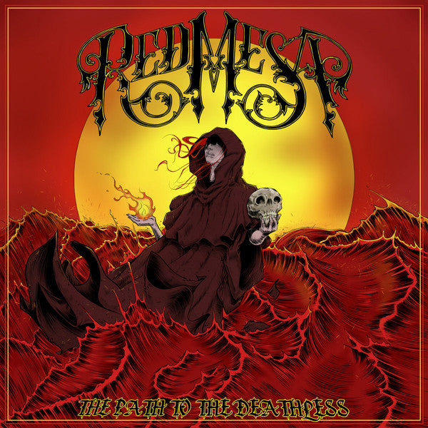 Red Mesa ‎– The Path To The Deathless (COLOR/SPLATTER)