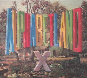X  ‎– ALPHABETLAND CD