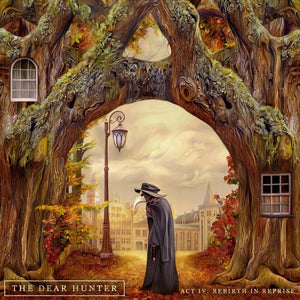 The Dear Hunter ‎– Act IV: Rebirth In Reprise (COLOR VINYL)