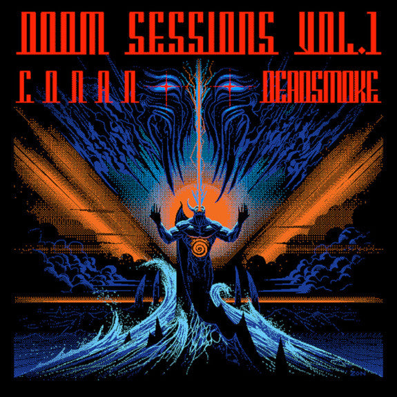 Conan / Deadsmoke ‎– Doom Sessions Vol. 1