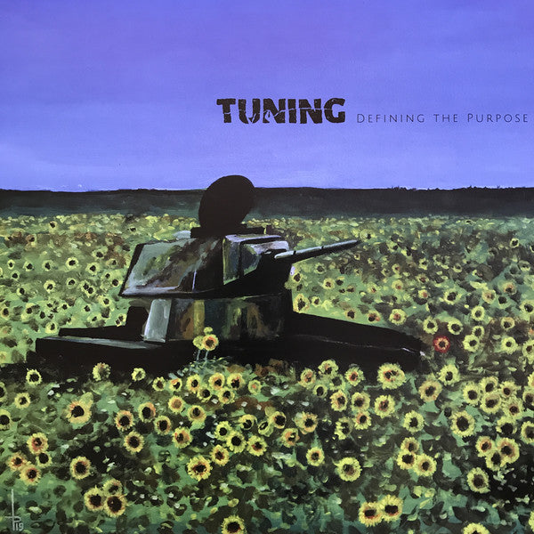 Tuning ‎– Defining The Purpose (COLOR VINYL)