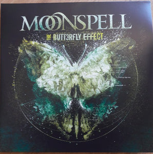 Moonspell ‎– The Butt3rfly Effect (COLOR VINYL0