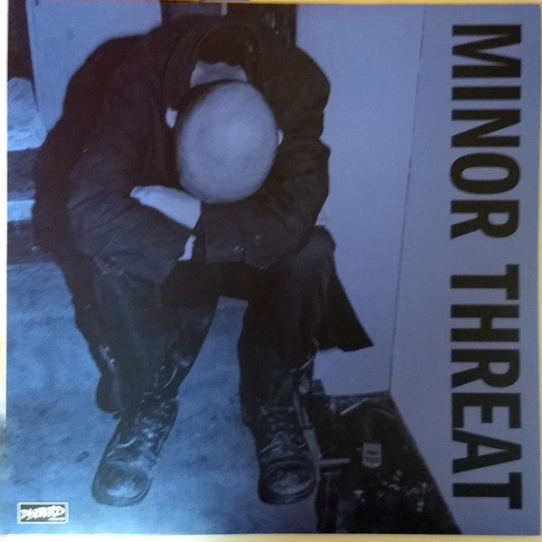Minor Threat ‎– Minor Threat (BLUE VINYL)