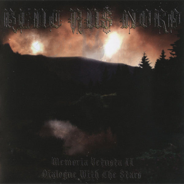 Blut Aus Nord ‎– Memoria Vetusta II - Dialogue With The Stars (COLOR VINYL)