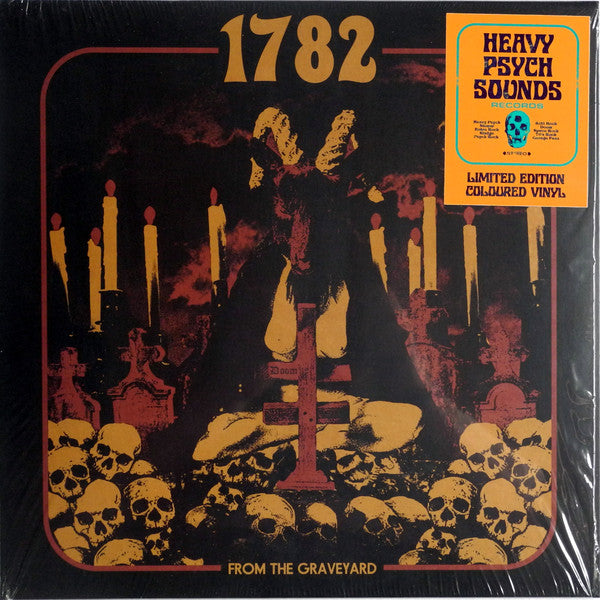1782 ‎– From The Graveyard (COLOR VINYL)