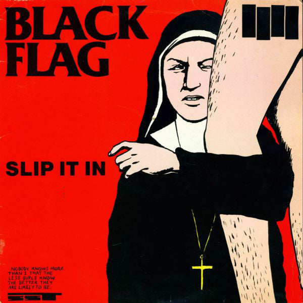 Black Flag ‎– Slip It In