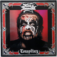 Load image into Gallery viewer, King Diamond ‎– Conspiracy (IMPORT/COLOR VINYL)