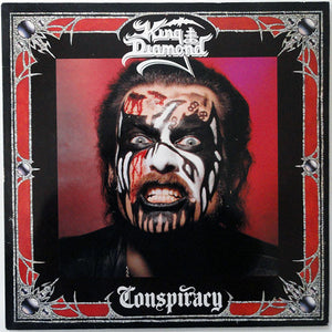 King Diamond ‎– Conspiracy (IMPORT/COLOR VINYL)