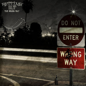 Rotting Out ‎– The Wrong Way (Color Vinyl)