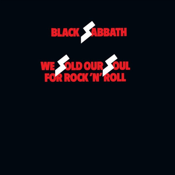 Black Sabbath ‎– We Sold Our Soul For Rock 'N' Roll