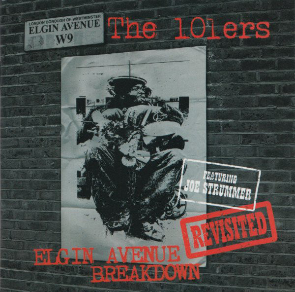 The 101ers ‎– Elgin Avenue Breakdown - Revisited
