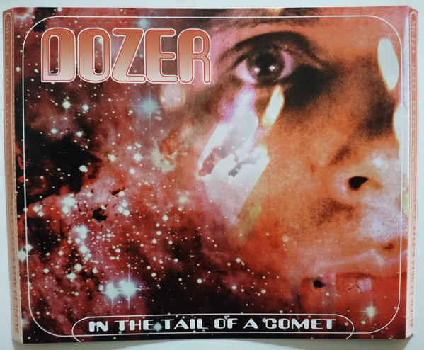 Dozer ‎– In The Tail Of A Comet CD