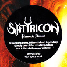 Load image into Gallery viewer, Satyricon ‎– Nemesis Divina