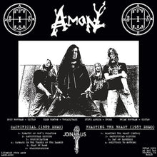 Load image into Gallery viewer, Amon ‎– Sacrificial/Feasting The Beast (PICTURE DISC)