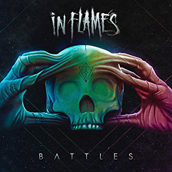 In Flames ‎– Battles (CLEAR VINYL)