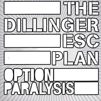 The Dillinger Esc Plan ‎– Option Paralysis (Sky Blue Vinyl)