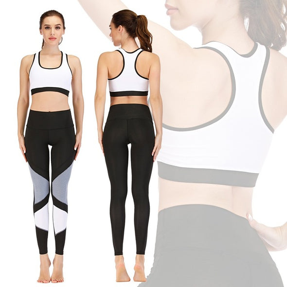 Easy Seamless Gym Suit