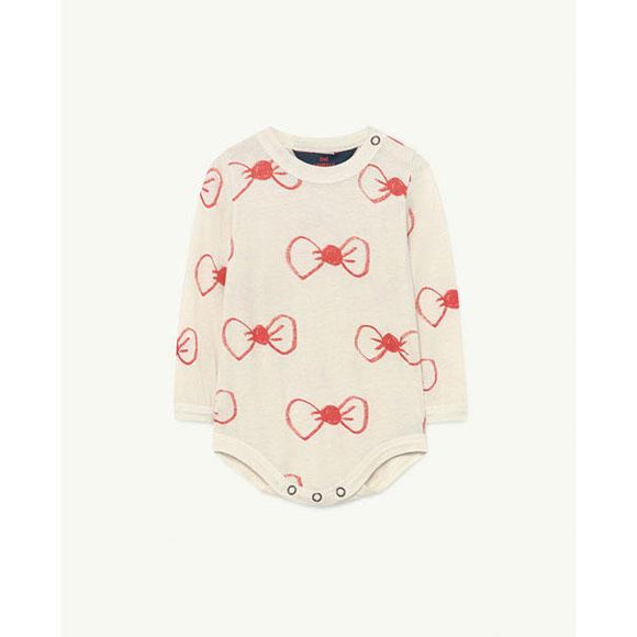 TAO WASP BABY BODY (12M-18M) WHITE TIES 12M