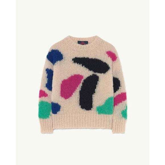 Tao Arty Bull Kids Sweater