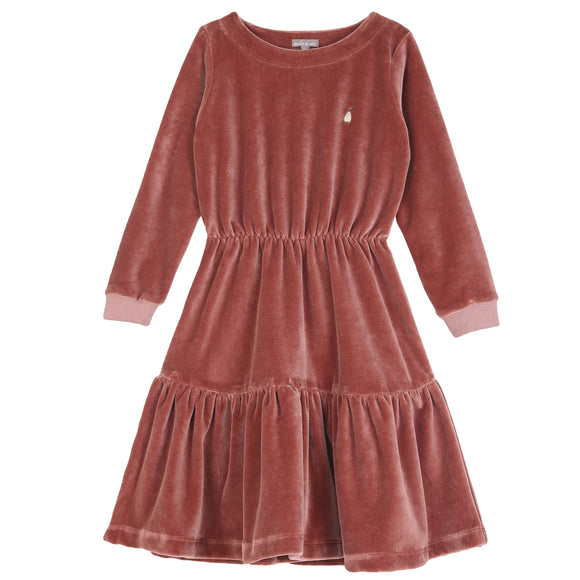 EMILE R101 DRESS (2Y-12Y) - Klade Children's Boutique