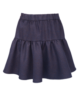 Wool Skirt Kara Long