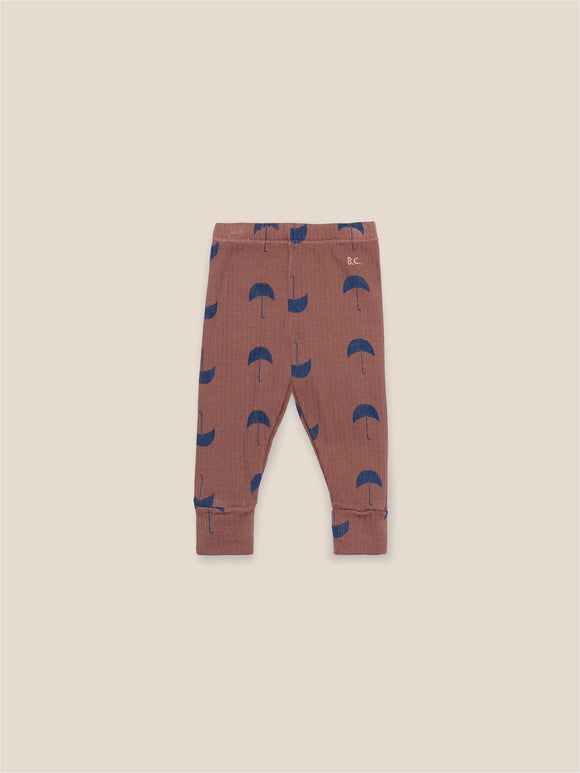 BOBO CHOSES UMBRELLA A.O LEGGINGS (6M-24M) - Klade Children's Boutique