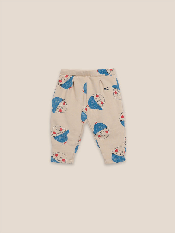 BOBO CHOSES BOY A.O. JOGGING PANTS (6M-24M) - Klade Children's Boutique