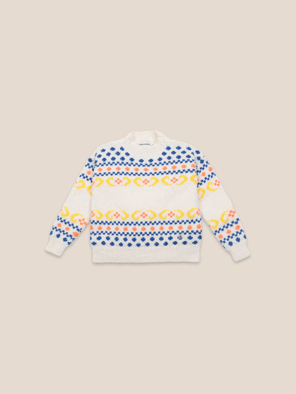 BOBO CHOSES ECLIPSE JUMPER (2Y-11Y) - Klade Children's Boutique