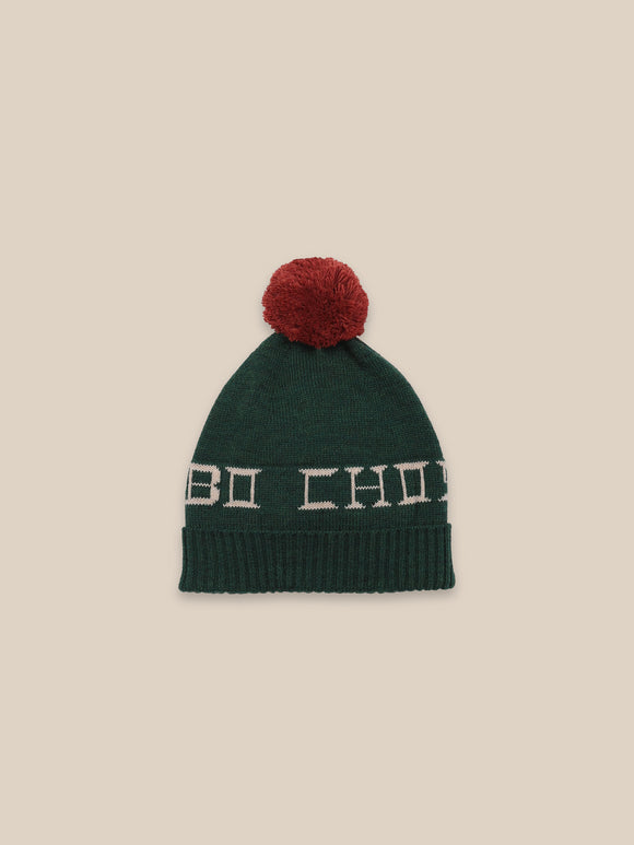 BOBO CHOSES BOB POMPON BEANIE - Klade Children's Boutique