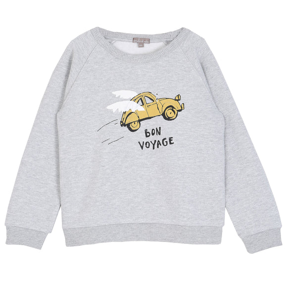 EMILE R184 SWEATSHIRT (12M-10Y) - Klade Children's Boutique