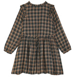 EMILE R047B DRESS (2Y-12Y) - Klade Children's Boutique