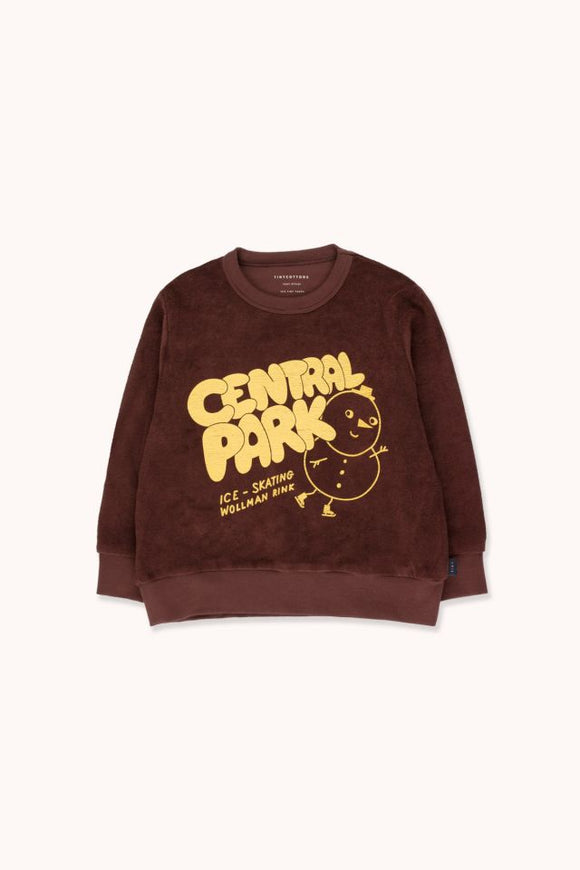 TINY COTTONS CENTRAL PARK SWEATSHIRT (2Y-12Y)