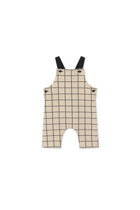 Little Creative Baby Plaid Jumpsuit - Klade Children's Boutique