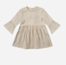 Rylee & Cru Bell Dress (2y-14y)