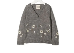 DOU DOU MA04 KNITTED SWEATER (4Y-14Y)